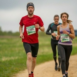 37. Tartu Maastikumaraton - Lemmit Kaplinski (2209)