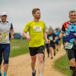 37. Tartu Maastikumaraton - Mait Vaiksaar (110), Jürgo Väli (210), Sander Kahu (2004)