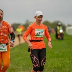 37. Tartu Maastikumaraton - Indrek Jürgenson (1581), Anne Küttim-Rips (2382)