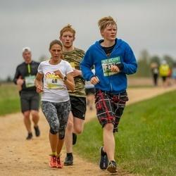 37. Tartu Maastikumaraton - Tiina Tartes (48), Argo Reinhold (2175)