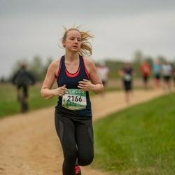 37. Tartu Maastikumaraton - Karita Karjus (2166)