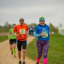 37. Tartu Maastikumaraton - Ene Veberson (1727)