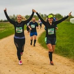 37. Tartu Maastikumaraton - Kati Kiipsaar (2403), Mariliis Saar (2479)