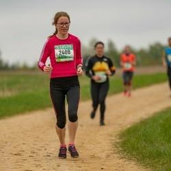 37. Tartu Maastikumaraton - Pilvi Kuld (2408)