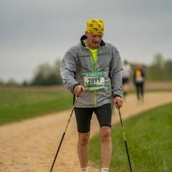 37. Tartu Maastikumaraton - Aivo Kruusimägi (2099)