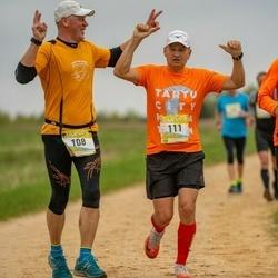 37. Tartu Maastikumaraton - Erki Lillemägi (108), Margus Viet (111)