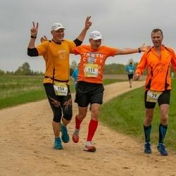 37. Tartu Maastikumaraton - Marek Varblane (79), Erki Lillemägi (108), Margus Viet (111)