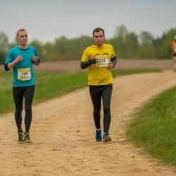37. Tartu Maastikumaraton - Juhan Valge (199), Kaarel Siim (233)