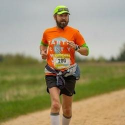 37. Tartu Maastikumaraton - Andrus Rüütelmaa (200)