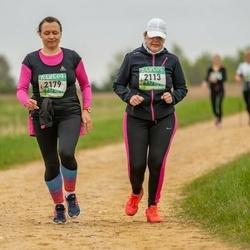 37. Tartu Maastikumaraton - Lea Kaasik (2113), Eva Nigulas (2179)