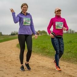 37. Tartu Maastikumaraton - Katrin Kons (2213), Sandra Erm (2225)