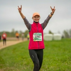37. Tartu Maastikumaraton - Maris Viibur-Vilt (2245)