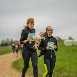 37. Tartu Maastikumaraton - Cris Ekholm (1295), Silvia Narvik (2067)