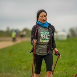 37. Tartu Maastikumaraton - Anneli Kallip (2214)