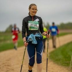 37. Tartu Maastikumaraton - Celia Hirmo (2150)