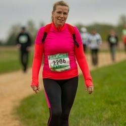 37. Tartu Maastikumaraton - Siiri Pungas (2206)