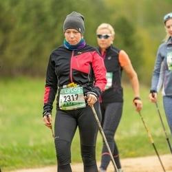 37. Tartu Maastikumaraton - Ester Pae (2317)