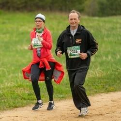 37. Tartu Maastikumaraton - Mart Noorma (2336), Anu Reinart (2337)