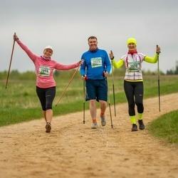 37. Tartu Maastikumaraton - Anneli Ernits (1896), Aigi Rein (2070), Erich Tohvre (2311)