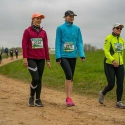37. Tartu Maastikumaraton - Marika Möller (2056), Marit Möller (2078), Margot Möller (2136)
