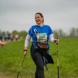 37. Tartu Maastikumaraton - Heli Laurimaa (2089)