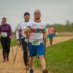 37. Tartu Maastikumaraton - Indrek Idvand (2200)