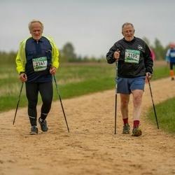37. Tartu Maastikumaraton - Ürjo Mälksoo (2105), Peep Kotkas (2141)
