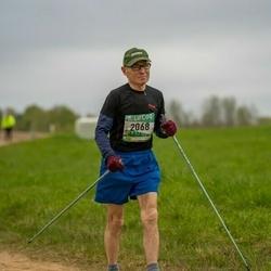 37. Tartu Maastikumaraton - Jüri Vilismäe (2068)