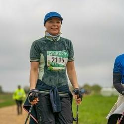 37. Tartu Maastikumaraton - Evelyn Silvet (2115), Reet Kiidjärv (2417)