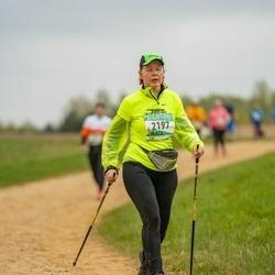 37. Tartu Maastikumaraton - Siiri Telling (2197)