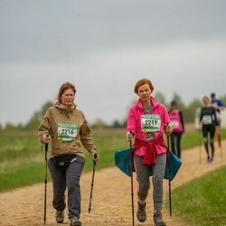 37. Tartu Maastikumaraton - Anneli Jaanus (2216), Tiina Rikas (2219)