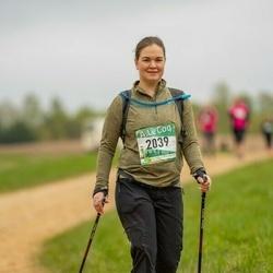 37. Tartu Maastikumaraton - Evija Homko (2039)