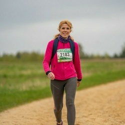 37. Tartu Maastikumaraton - Maria Mollok (2183)
