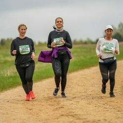 37. Tartu Maastikumaraton - Kairit Arrak (2022), Kati Kallas (2024), Gerli Kolomojets (2069)