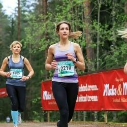37. Tartu Maastikumaraton - Mana Kaasik (2210)