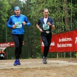 37. Tartu Maastikumaraton - Ove Sesmin (1470)