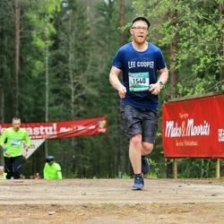 37. Tartu Maastikumaraton - Martin Tolga (1540)