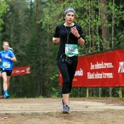 37. Tartu Maastikumaraton - Natalja Krylova (1607)