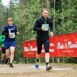 37. Tartu Maastikumaraton - Veiko Kandla (1551), Nils Pure (1572)