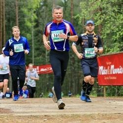 37. Tartu Maastikumaraton - Mart Laul (1525), Hardi Teder (2277)