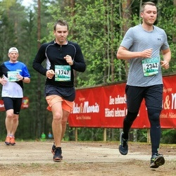 37. Tartu Maastikumaraton - Kevin Kupper (1747), Hardi Piiroja (2342)