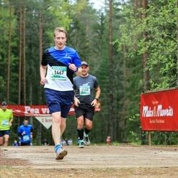 37. Tartu Maastikumaraton - Valdo Plinte (1467)