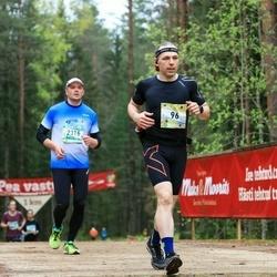 37. Tartu Maastikumaraton - Oleksandr Skolozhabskyy (96), Revo Vilipuu (2316)
