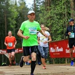 37. Tartu Maastikumaraton - Vello Oras (1451)