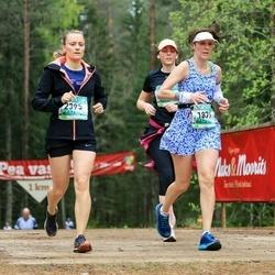 37. Tartu Maastikumaraton - Svetlana Soloshchenko (1871), Maia-Liisa Voolaid (2395)