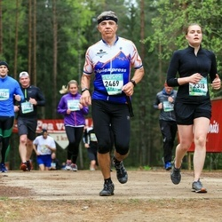 37. Tartu Maastikumaraton - Andres Tootsman (2469)