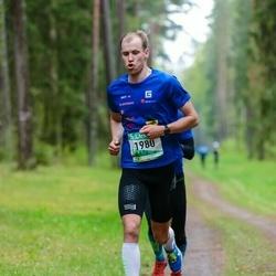 37. Tartu Maastikumaraton - Bert Tippi (1980)