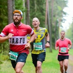 37. Tartu Maastikumaraton - Henno Puu (2353)