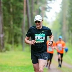 37. Tartu Maastikumaraton - Christjan Lään (1170)