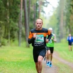37. Tartu Maastikumaraton - Indrek Hubel (2119)